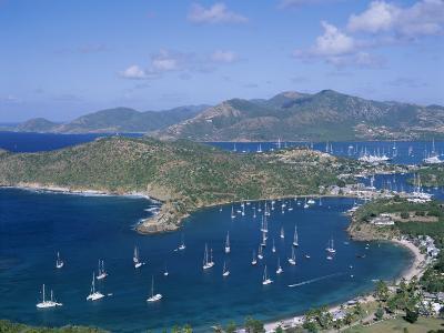 English Harbour, Antigua, Caribbean Islands--Photographic Print