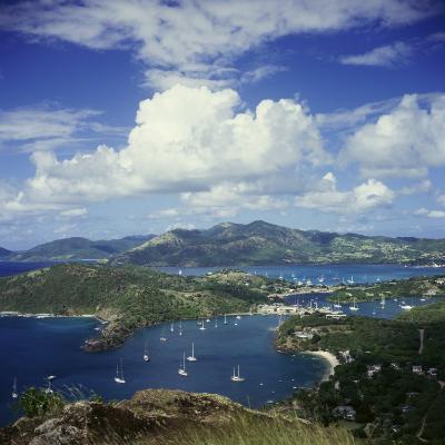 English Harbour, Antigua--Photographic Print