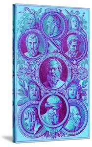 Historians, Philosophers and Dramatists of Ancient Greece by English