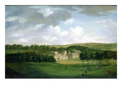 Kidbrooke Park, Kent, Formerly Attributed to George Lambert (1700-65) c.1740-50