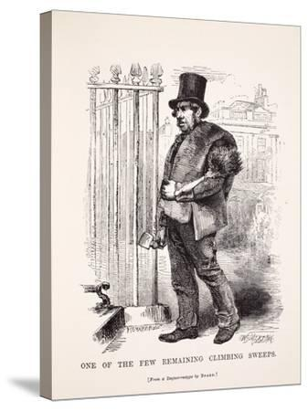 One of the Few Remaining Chimney Sweeps, from the Daguerreotype by Richard Beard