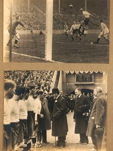 Bolton Wanderers vs. Manchester City, FA Cup Final, 1926 by English Photographer