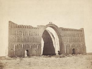Ctesiphon, Near Baghdad, 1901 by English Photographer