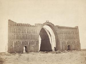 Ctesiphon, Near Baghdad, 1901 by English Photographer