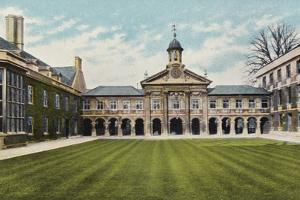 Emmanuel College by English Photographer