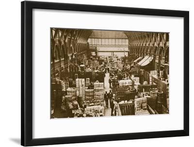 Fruit Department at Covent Garden