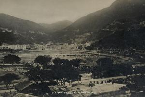 Happy Valley, Hong Kong, from an Album of Photographs Relating to the Service of Pte H. Chick, 1940 by English Photographer