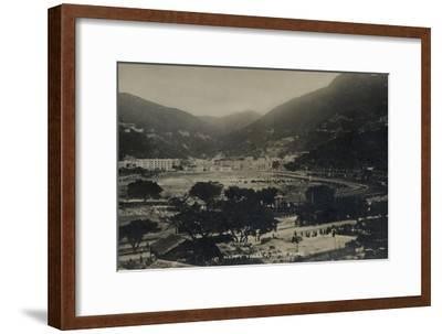 Happy Valley, Hong Kong, from an Album of Photographs Relating to the Service of Pte H. Chick, 1940