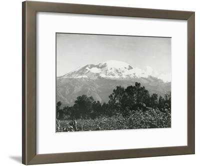 Mount Kilimanjaro, Tanzania, 1920
