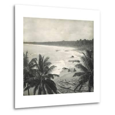 Mount Lavinia Bay, Ceylon, February 1912