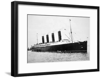 Rms Lusitania, 1907-15