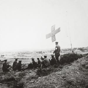 The British Red Cross in the Field Ready for its Errand of Mercy by English Photographer