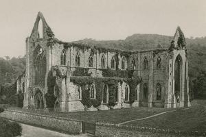 Tintern Abbey by English Photographer