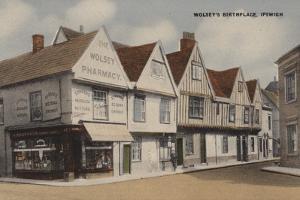 Wolsey's Birthplace, Ipswich by English Photographer