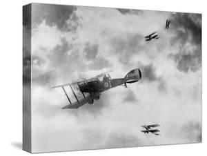 World War One Aircraft 1916 17 English Photographer