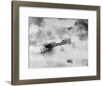 World War One Aircraft, 1916-17