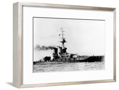 Ww1 Battleship HMS Iron Duke