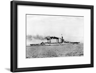 Wwi Battleship HMS Lion