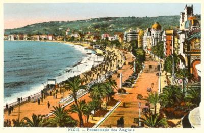 English Promenade, Nice, France