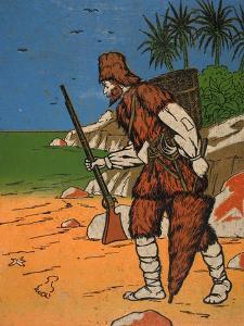 Robinson Crusoe by English