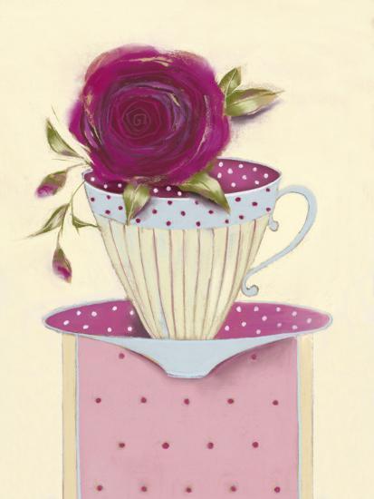 English Rose-Marilyn Robertson-Art Print