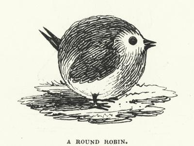 A round robin (engraving)