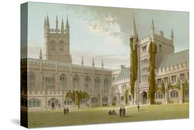 Chapel and Library, Magdalen College - Oxford