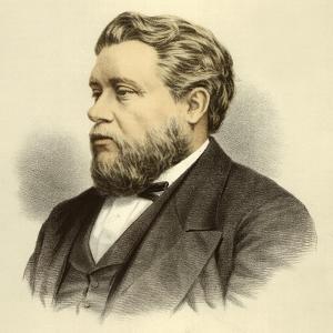 Charles Huddon Spurgeon by English School