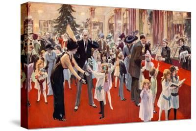 Children's Party at the Savoy