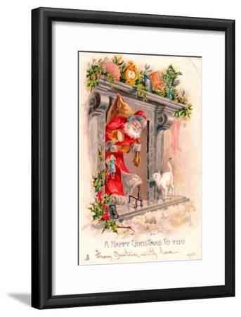 Christmas Postcard, 1903