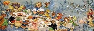 Fairy Tea Party by English School