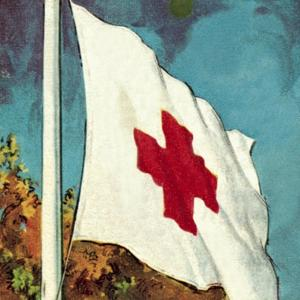 International Red Cross Flag by English School