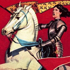 Joan of Arc by English School