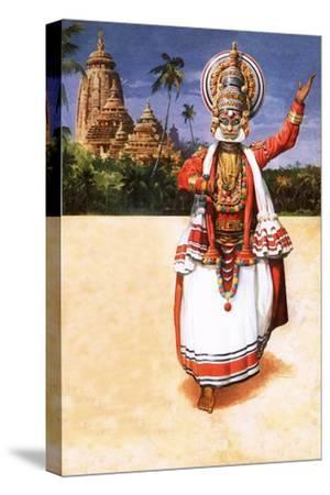 Kathakali, One of India's Most Colourful Dances