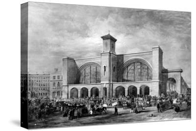 King's Cross Station, C.1852