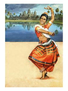 Odissi Dance of India by English School
