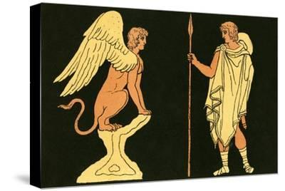 Oedipus and the Sphinx