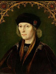 Portrait of Henry Vii by English School
