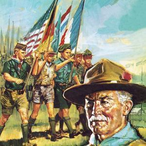 Robert Baden-Powell by English School