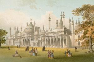 Royal Pavilion - Brighton by English School
