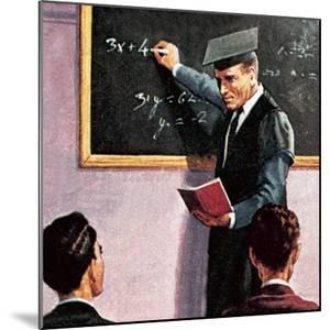 Teaching Algebra by English School