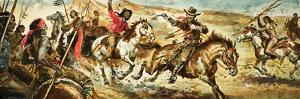 Texas Ranger by English School