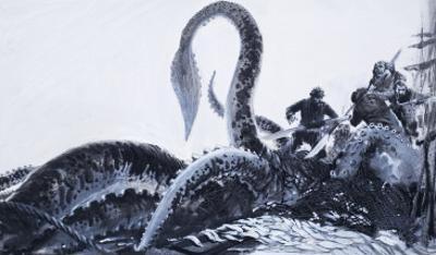 The Kraken, 1972