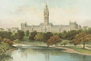 The New University - Glasgow by English School