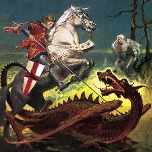 The Truth Behind the Legend: St George -- the Soldier Who Became a Saint by English School