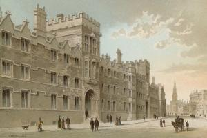 University College - Oxford by English School