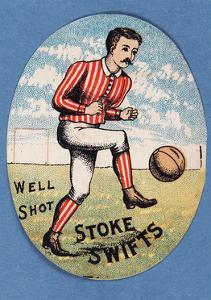 Well Shot Stoke Swifts by English School