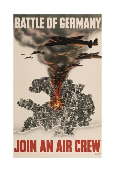 English Second World War Poster--Giclee Print