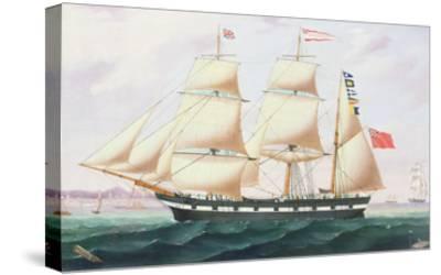 The Barque `Cormorant'