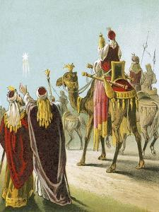 The Wise Men of the East by English